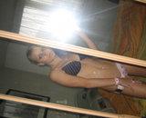 Photos jeune blonde s'exhibe seins nus